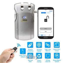 Serrure De Porte Électrique Intelligente Fernbedienung Sécurité Sans Clé Ios Android App
