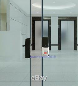 Serrure De Porte Intelligente À Distance Sans Fil Serrure Invisible De Contrôle D'accès Anti-vol