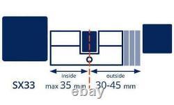 Serrure De Porte Intelligente Audacieuse, Modèle Sx-33 Smart Keyless Door Lock Works