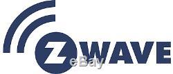 Serrure De Porte Intelligente Z-wave Domotique, Entrée Sans Clé, Dispositif Iot À Clavier