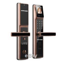 Serrure De Porte Numérique Intelligente Bluetooth Keyless Touch Mot De Passe App Sécurité Deadbolt
