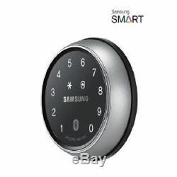 Serrure De Porte Sans Clé Samsung Bluetooth Shp-ds700 Avec Serrure À Clé Intelligente