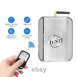 Serrure Électromagnétique Sans Fil Smart Keyless Door Lock Télécommande Électronique