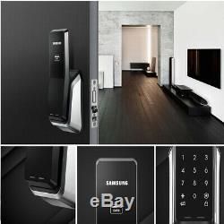 Serrure Électronique Intelligente Sans Clé Samsung Ezon Push-pull Shs-p520