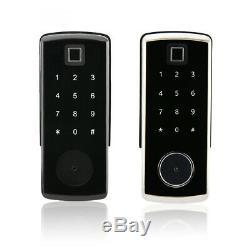 Serrure Électronique Numérique Sans Clé Bluetooth Smart Code De Verrouillage Du Clavier Mot De Passe