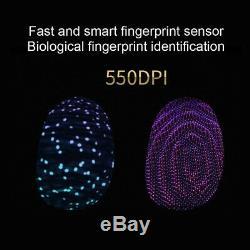 Serrure Numérique Intelligent Électronique D'empreintes Digitales Tactile Mot De Passe Clavier Sans Clé