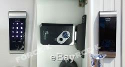 Serrure Sans Clé Gateman Irevo Serrure De Porte Numérique Wv-40 Smart Security Entrée Pin + Rfid