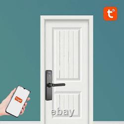 Smart Digital Electronic Door Lock Fingerprint Touch Mot De Passe Keyless Keypad App
