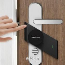Smart Door Lock Accueil Sans Clé D'empreintes Digitales Mot De Passe Électronique Sans Fil Appcontrol