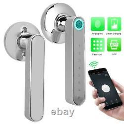 Smart Door Lock App Control Fingerprint Bluetooth Security Lock Keyless Entrée