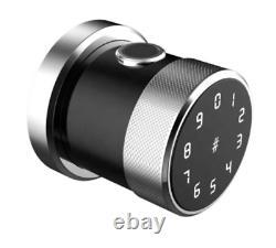 Smart Door Lock Bluetooth, IC Card, Fingerprint, Password Touchscreen Keyless 20