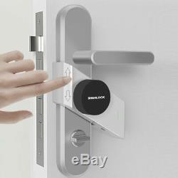 Smart Door Lock Empreintes Digitales Sans Clé Pour La Maison Porte Avant Sans Fil Bluetooth App