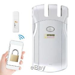 Smart Électrique De Verrouillage De Porte Télécommande Sans Fil Accueil Sécurité Sans Clé Bt Verrouillage