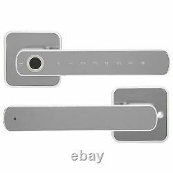Smart Electronic Door Lock App Empreinte De Doigt Mot De Passe Keyless Maison Touch Clavier