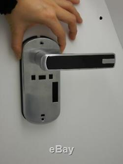 Smart Entry Z-wave Kepad Verrouillage Sans Clé Domotique Porte Dispositif Iot