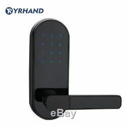 Smart Home Numérique De Verrouillage De Porte, Étanche Intelligente Mot De Passe Sans Clé Code Pin