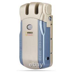 Smart Invisible Keyless Door Lock Wireless Remote Control Lock Home Security
