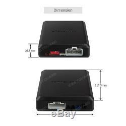 Smart Key Rfid Pke Système D'alarme De Voiture Démarrage Télédéverrouillage Déverrouillage De Verrouillage Automatique