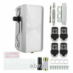 Smart Keyless Electronic Door Lock Wireless Home Security Lock Télécommande