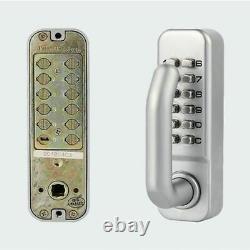 Smart Keyless Porte Serrure Mécanique Clavier Password Entry Home Security 60mm Latc