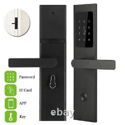 Smart Password Porte Verrouillage App Carte IC Déverrouillage Des Clés Sécurité À La Maison Contrôle D'accès