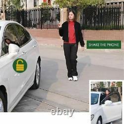 Smart Phone Control Car Alarm System Kit Démarrer Moteur Serrure Déverrouiller Porte Sans Clé