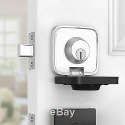 Smart Security De Verrouillage De Porte D'empreintes Digitales Mot De Passe Sans Clé Tactile Numérique Verr