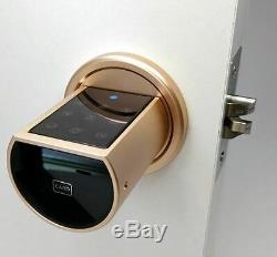 Smart Verrouillage De Porte Sans Clé Mot De Passe / Carte D'accès Facile D'installation (livraison Gratuite)