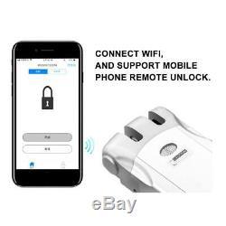 Smart Wifi Télécommande De Verrouillage De Porte Sans Fil Invisible Sans Clé De Verrouillage Touching Chaud