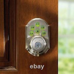 Smartcode 910 Smart Door Lock Electronic Keypad Keyless Entry Z-wave