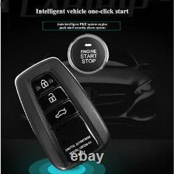 Systèmes De Sécurité D'alarme De Voiture Auto Remote Central Locking Kit Door Lock Keyless