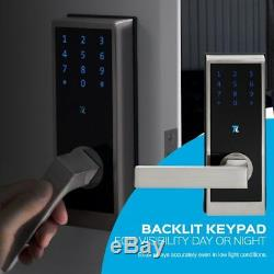 Turbolock Tl100 Serrure De Porte Électronique Sans Clé À Domicile Avec Serrure Électronique Bluetooth Bronze