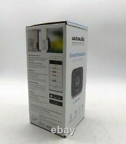 Ultraloq U-bolt Pro Smart Lock + Adaptateur Bridge Wifi, 6-en-1 Sans Clé De Porte D'entrée
