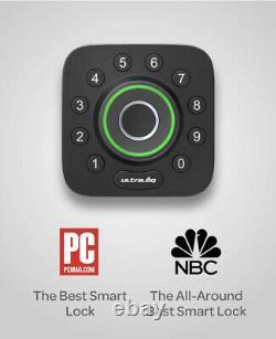 Ultraloq U-bolt Pro Smart Lock Fingerprint Bluetooth Keyless (wifi Pris En Charge)