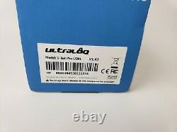Ultraloq U-bolt Pro-ub01 Smart Lock + Adaptateur Bridge Wifi, 6-in-1 Entrée Sans Clé