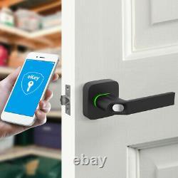 Ultraloq Ul1 Bl Digital Electronic Fingerprint Bluetooth Rfid Keyless Smart Lock