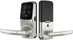 Verrouillage D'empreintes Digitales Bluetooth Porte Sans Clé Smart Lock Entrée De Code Pin Discret