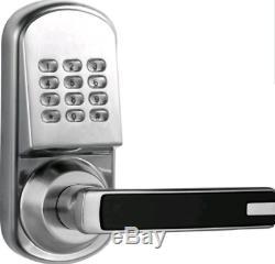 Verrouillage De Porte Du Clavier, Entrée Sans Clé, Dispositif Smart Home Z-wave, Wirele