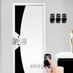 Verrouillage De Porte Électronique Intelligent Antivol Sécurité De La Maison Kit De Verrouillage Sans Clé E0p0