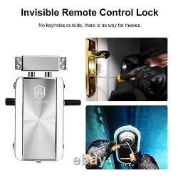 Verrouillage De Porte Électronique Smart Wireless Antivol Maison Sécurité Verrouillages Sans Clé S2y7