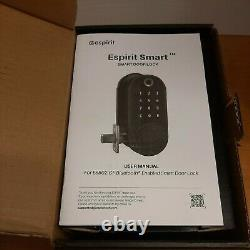 Verrouillage De Porte Intelligent Sans Clé, Empreinte Digitale Bluetooth Deadbolt