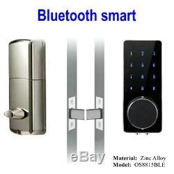 Verrouillage Intelligent De Porte Bluetooth De Téléphone Cellulaire Sans Clé Avec La Sécurité 130 Utilisateur