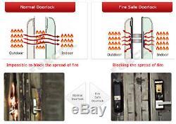 Verrouillage Sans Clé Gateman Irevo A20-ch Broche D'entrée De Sécurité Pour Crochet De Verrouillage Intelligent + Rfid