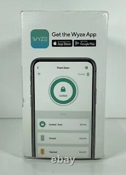 Wyze Lock & Gateway Bundle Wifi Bluetooth Smart Door New Wireless Keyless Wlckg1