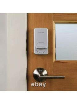 Wyze Lock & Gateway Bundle Wifi Bluetooth Smart Door Wireless Keyless Wlckg1 Nouveau