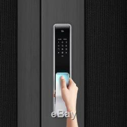 Xiaomi M2 Youdian Smart Automatic Fingerprint Coulissant De Verrouillage Sans Clé Mot De Passe