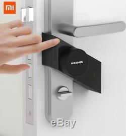 Xiaomi Sherlock Smart Lock M1 / s2 Mijia Serrure De Porte Sans Clé Mot De Passe D'empreinte Digitale