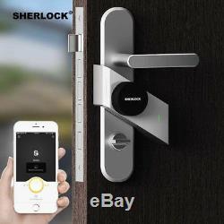 Xiaomi Sherlock Smart Serrure S2 Mijia Serrure De Porte Sans Clé D'empreinte Digitale De Travail