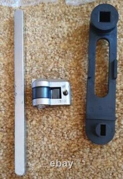 Yale Conexis L1 Bluetooth, Serrure De Porte Intelligente Sans Clé Black Read
