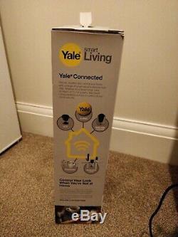 Yale Conexis L1 Sans Clé Intelligente De Verrouillage De Porte En Nickel Satiné